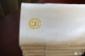 酒店宾馆锻档刺绣面巾120克 32线