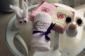 32线染色刺绣礼品毛巾