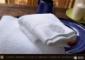 32线锻档刺绣浴巾500克