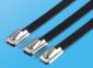 包塑自锁扎带 电缆自锁扎带 喷塑自锁扎带 涂层扎带